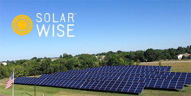 Solarwise Community Solar Garden Environmentally