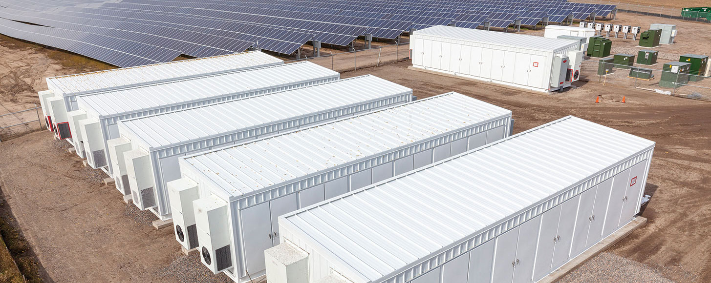 Solar + Storage<br> is Here