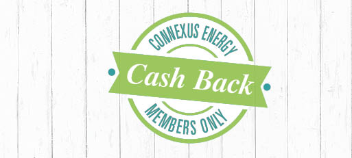 Cash Back is Here