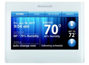 Honeywell Wi-Fi 9000 Thermostat