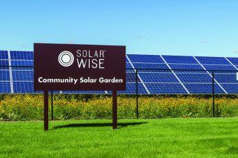 SolarWise Community Solar Garden