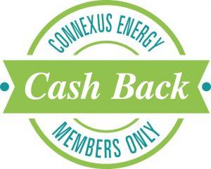 Connexus Energy Cash Back