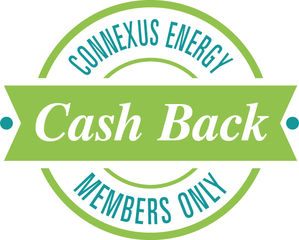 Connexus Energy Cash Back
