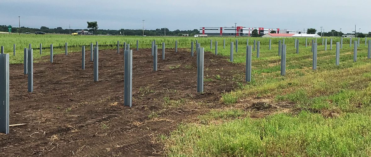 New Solar Array Project in Ramsey & Athens Township - Connexus Energy