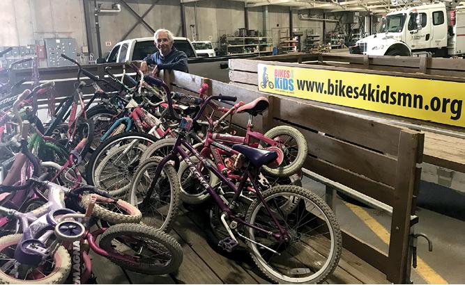 Bikes4Kids Donation