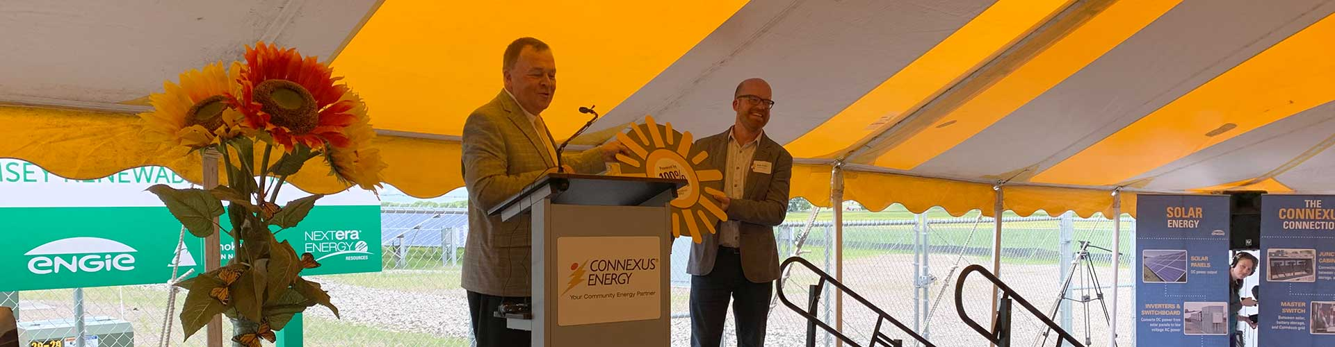 Connexus Energy campus now powered by 100% renewable energy