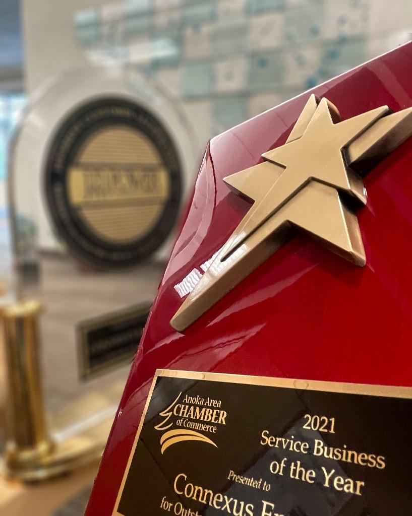 Anoka Chamber Business of the Year Award
