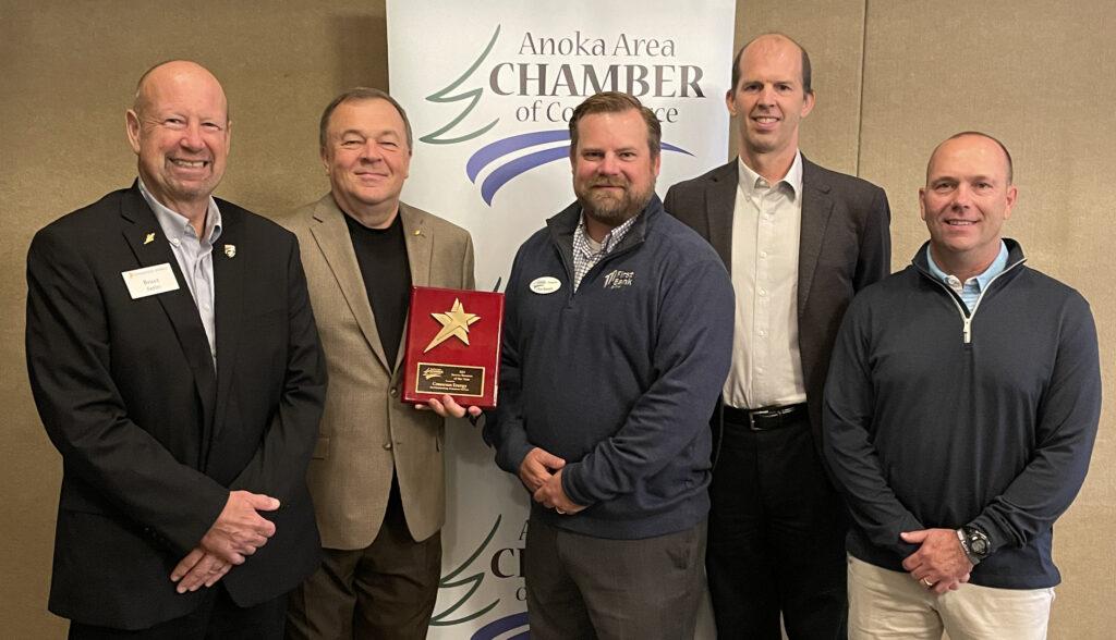 Anoka Business of the Year Award