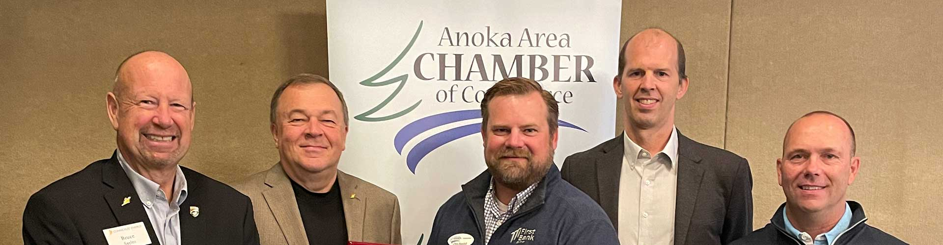 Connexus Energy Named Business of the Year by Anoka Area Chamber of Commerce